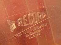 ABU Record Lure Box & Bill Dewitt Fly Box - 店主のマニアック日記