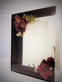 お花のお届け【写真たてVer】 - 『with F』わたしたちの日常にたくさんのwithを...お花で癒やされ、発酵やさしいごはんで自分をつくり、旅で楽しむ☆