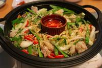 '17年11月ソウル旅 番外編 おみやげレシピは「今日なに食べる?」の白スンデを真似て。 - キムチ屋修行の道