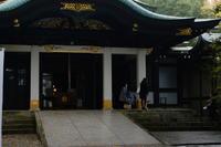 王子神社辺り - 錦眼鏡