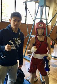 若さ - 本多ボクシングジムのSEXYジャーマネ日記
