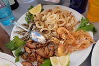 """ポルトヴェーネレのレストラン""""Trattoria da Iseo トラットリア ダ イセオ"""" - ITALIA Happy Life イタリア ハッピー ライフ  -Le ricette di Rie-"""