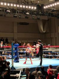 ボクシング観戦 - 美容室ネロ オフィシャルブログ