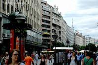 旅フォト:首都ベオグラード in セルビア - 映画を旅のいいわけに。