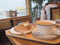 洋梨のタルト:ワノワイナリー(鶴田町) - 津軽ジェンヌのcafe日記