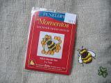 les abeilles(みつばち) - ささやかな刺繍生活