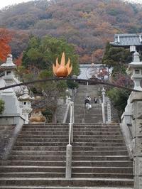 タイガースゆかりの神社と紅葉スポットを巡って、景観や色彩を愉しむ - 二匹とふたり