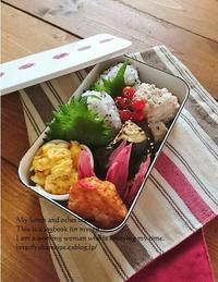 11.30メインのはずが。。。鶏肉だんご弁当 - YUKA'sレシピ♪