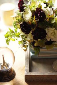 「冬の花と遊ぶ♪」プチ集中レッスン開催のご案内 - Cahier de RAFFINEE