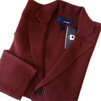 LARDINI ラルディーニ シングルテーラードミラノリブニットジャケット ボルドー - 下町の洋服店 krunchの日記