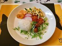 塩パンレッスンとモーニングワンプレート - カフェ気分なパン教室  ローズのマリ