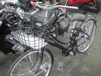 自転車もやります。 - バイクの横輪