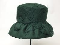 久しぶりのミシン - 帽子工房 布布