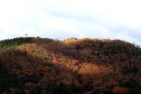 初冬の竹田城 - 丹馬のきょうの1枚