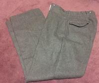 12月2日(土)入荷!デッドストック40sL.L Bean wool pants! - ショウザンビル mecca BLOG!!