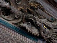 「富山・城端井波彫刻の傑作善徳寺、料亭かねしまのうなぎ」 - じぶん日記