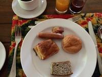 マラレジャーキャンプでの朝食(マサイマラ) - せっかく行く海外旅行のために