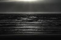 第809回  The horizon - 湘南群青 -The sunset  blue -