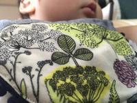 【子育て】赤ちゃんのよだれ掛けが必要な時期は?! - YOGAバカ日記帳