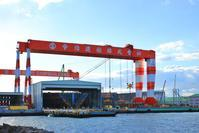 EVERGREEN 20,000TEU 2番船 - 造船・船舶の画像2