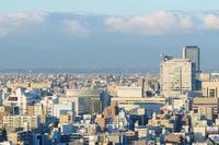 栄タワーヒルズのクレーン - 千種観測所