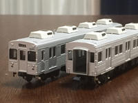 東急8000系8027F(撮り直し) - tabi-okane旅の話+α(続編):Nゲージ鉄道模型版