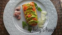 今日のブランチ - 料理研究家ブログ行長万里  日本全国 美味しい話