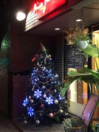 12月に入ると、クリスマスモードにシフトする - Pushpin Diary(L.J.Style Book)