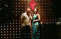 バンコクから こんばんは✨Scarlett Wine bar スカーレット ワインバー おすすめです!!! - ジュエリー神吉 佐知のキラキラ バンコク日記 Jewelry Kamiyoshi タイブログ日記