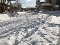 北海道豪雪地域の家のあり方/ドカ雪 - 『文化』を勝手に語る