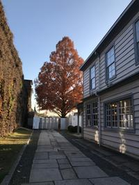建築探訪「倉敷紡積と富岡製糸場の建物比べてみました」編 - 納屋Cafe 岡山