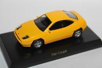 1/64 Kyosho FIAT・LANCIA FIAT Coupe - 1/87 SCHUCO & 1/64 KYOSHO ミニカーコレクション byまさーる