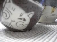 ■和調キーホルダー猫編■ - ちょこっと陶芸