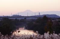 久々の富士山の夕暮れ - 生きる。撮る。
