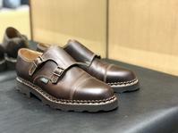 ようこそ Paraboot William - シューケアマイスター靴磨き工房 三越日本橋本店