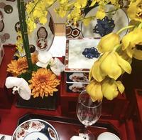 お花の入れ替え - Table & Styling blog