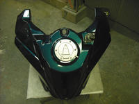 KTM1290スーパーアドベンチャーていうバイクをペイントしてみた。KTM1290SuperAdventure - DRESS OUT  White Blog