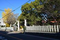 太平記を歩く。その167「和田賢秀墓所」大阪府四條畷市 - 坂の上のサインボード