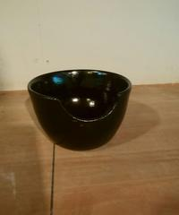 かけ小鉢だよ。 - 陶芸教室 なすびの花
