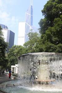 次女は初の香港 2017〜ビル群の中にある香港公園がなかなかいい〜 - 旅するツバメ                                                                   --  子連れで海外旅行を楽しむブログ--