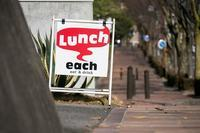 """Lunch at """"each"""" - Soul Eyes"""