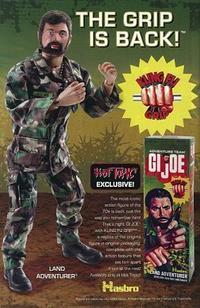 資料/ストア限定 「G.I. ジョー・アドベンチャー・チーム」(2006・2007年) - The Pit