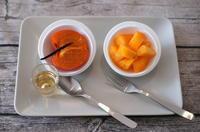 """イタリアの柿2種類 """"Caco e Caco mela"""" - ITALIA Happy Life イタリア ハッピー ライフ  -Le ricette di Rie-"""