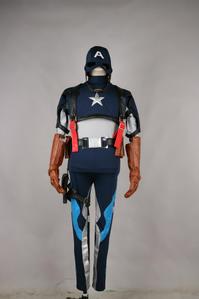 新作キャプテン・アメリカ スティーブン・ロジャーズ コスチューム販売しております - コスプレ衣装 通販ショップ