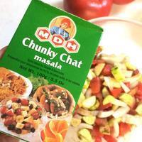 これだけでネパールとインドのサラダの味が再現【チャットマサラ】ブランドは【MDH】ね - r_rammyのethnicだったり面白いものだったり