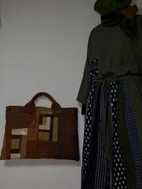 酒袋のトートバッグ - 古布工房 小手毬
