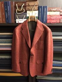お客様のジャケットの注文のご紹介 - Milestoneのブログ