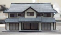 ミニレイアウト(28)~ 大きめの建物(7) - 【趣味なんだってば】 鉄道模型とジオラマの製作日記