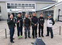 BMW Motorrad 芸術と鳥焼肉ツーリング!!レポート - motorrad kyoto staff blog