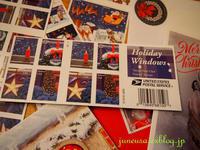 クリスマスカードの季節 & じゃがビー - アメリカ南部の風にふかれて